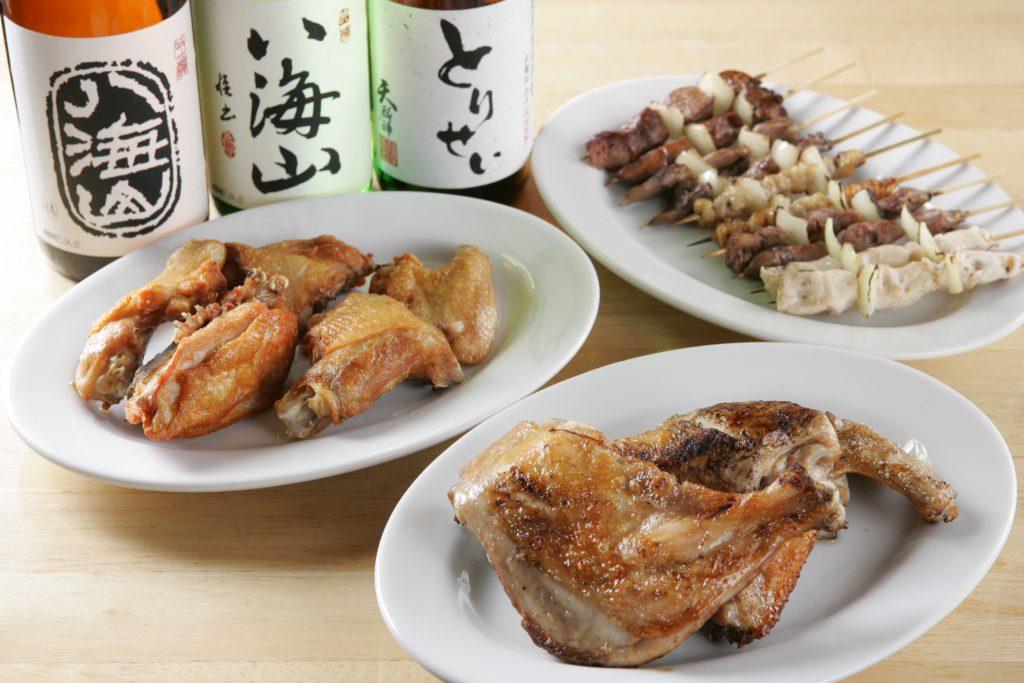 町民が日常でよく食べる「焼き鳥」!「炭焼き」もいいけど「串焼き」もいいよね~