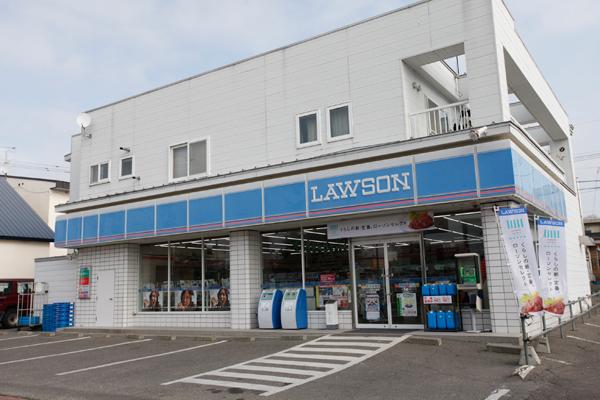 ローソン池田大通店 大井商店