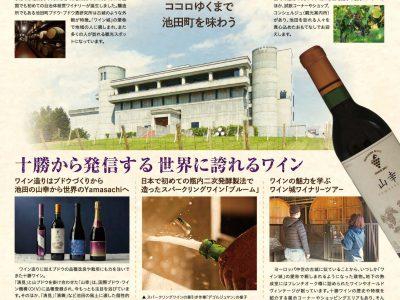 池田町観光協会パンフレット