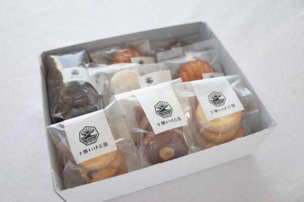 焼き菓子box