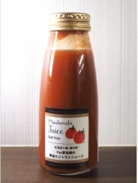 無塩ミニトマトジュース 180ml 24本セット