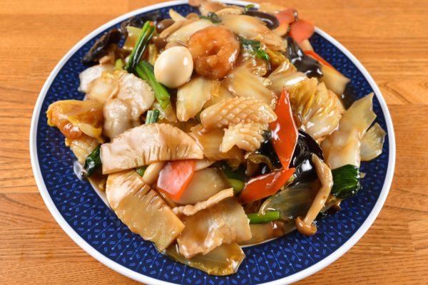 中華料理萬彩