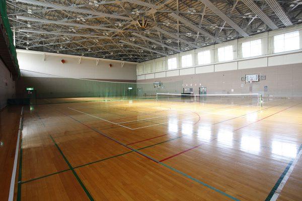 池田町総合体育館
